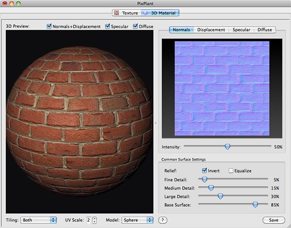 PixPlant - Imagem 2 do software